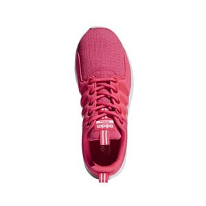 adidas Damen Cloudfoam Lite Racer Laufschuhe Pink (Real Pink S18/shock Red S16/ftwr White Real Pink S18/shock Red S16/ftwr White)