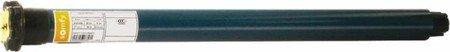 Preisvergleich Produktbild Funk Rollladenmotor Somfy® Oximo 50 RTS 15/17 inklusive Motorlager, Anschlusskabel und SW 60 Adapter / Mitnehmer. (Oximo 50 RTS 15/17 + 3 St. SecuBlock (2-gliedrig))