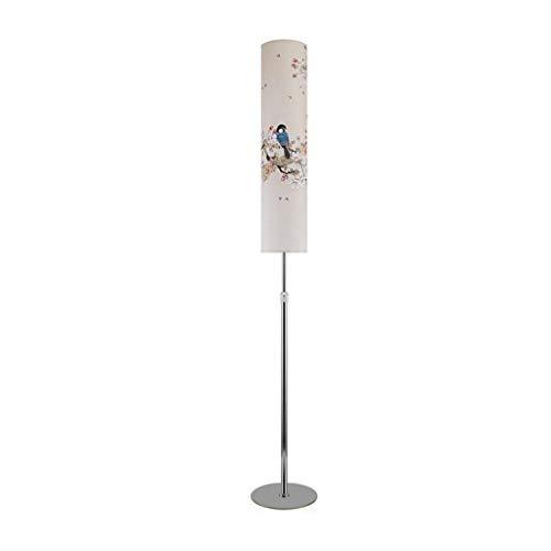Lámpara De Pie Ajustable Nordic Simple Modern Lámpara de pie Sala de...