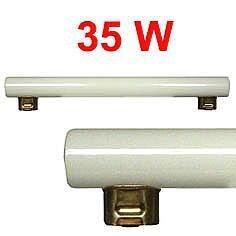 35 S14s Zweiseitig Stablampe Ralina GesockeltSockel Watt Radium 8OnPkw0