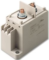 RELAY, SPST, 120VDC, 100A G9EA-1B 48DC By OMRON ELECTRONIC COMPONENTS 120vac Power Relay