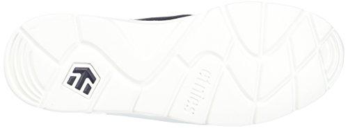 Etnies Scout XT, Chaussures de Skateboard Homme Bleu (Navy/white)