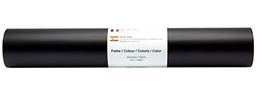 Selbstklebende Wandtattoo-/ Plotterfolie Vinylfolie matt 30,5 cm x 3 m - Farbauswahl