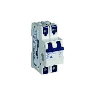 Circuit Breaker, ABL Sursum, Two Pole, D Curve, 20A, UL1077 Recognized by Altech