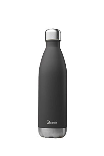 QWETCH - Bouteille Isotherme INOX 750ml -...