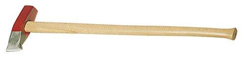 Holzspalthammer 3000g Stiel-L.800mm m.Eschenstiel Kopf lackiert