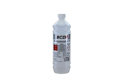 Akkumulatorensäure, Batteriesäure 1 Liter