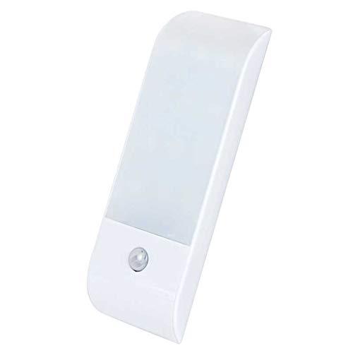ng, Wandlampe Nacht- Taschenlampe Scheinwerfer Notfall Sicherheit Treppe Induktion Türschloss Garage Auto Kabellos (Farbe : Gelbes Licht, größe : One) ()