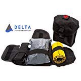 Delta Provision Co. Trauma Kit - Quick Rip Away Pouch w/Combat Tourniquet, Israeli