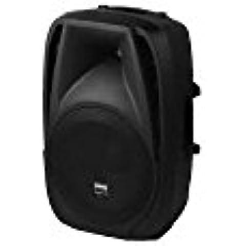 MONACOR - altavoz amplificado 12 '' con MP3 y Bluetooth Monacor PAK-12DMP