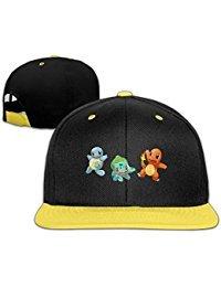 Imagen de unisex baseball pokemon go adjustable snapback cap