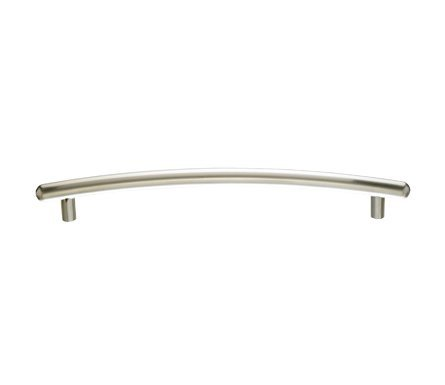 Brushed Satin Nickel Appliance (Top Knobs Appliance Pull 12 Center-to-Center Brushed Satin Nickel TK170BSN by Top Knobs)