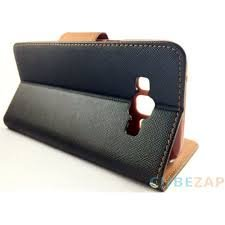 Mercury Diary Wallet Style Flip Cover Case for Xiaomi Redmi Note 4G / Redmi Note Prime BROWN BLACK – By KPH