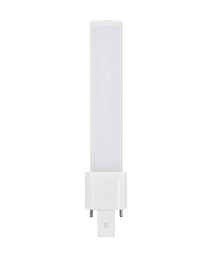 Osram LED-Speziallampen / Röhre, G23, Länge: 166 mm, 4, 50 W, 9-W-Ersatz - für, matt, Cool White, 4000 K, 1er-Pack