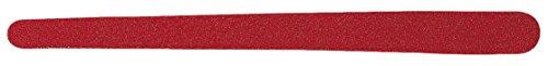3 Claveles 12320 - Lot de 10 limes à ongles, corindon de 18 cm