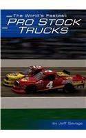 The World's Fastest Pro Stock Trucks (Built for Speed (Capstone)) por Jeff Savage