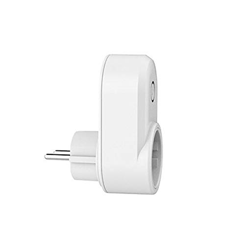 yjll Enchufe Inteligente Wi-Fi Compatible con Alexa Wireless WiFi No Requiere Hub...