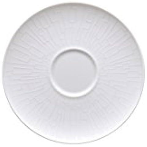 Rosenthal TAC Gropius Skin Silhouette Tee-Untertasse 11280-403240-14641