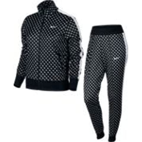 Nike Poly Tracksuit-Cuffed Aop - Chándal para mujer