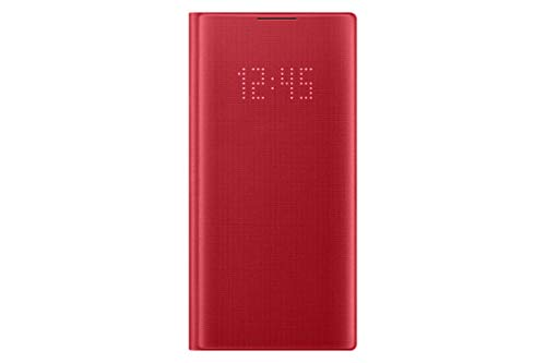 Samsung LED View Cover Rouge Galaxy Note 10