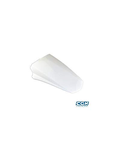 Motodak Derbi Xtreme/Xrace Schutzblech für Rücken, Weiß