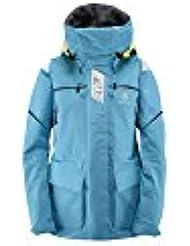 2017 Henri Lloyd Ladies Freedom Offshore Jacket Baltic Blue Y00352 Sizes- - Small