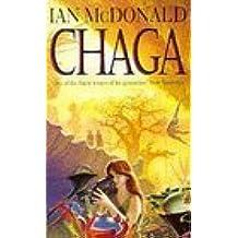 Chaga: Chaga (HB) by Ian McDonald (1995-10-12)