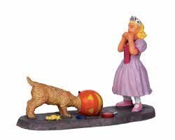LEMAX Spooky Town Candy Dieb 22002
