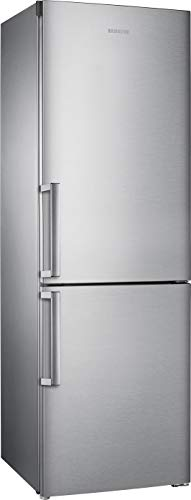 Samsung RL33J3105SA/EG Kühl-Gefrier-Kombination, Gefrierteil unten/A++/185 cm 248kWh/Jahr /Metalldekor /230 L Kühlteil /98Gefrierteil/Total No Frost+/Digital Inverter Technologie