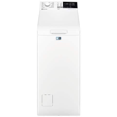 Electrolux EW6T462I - Lavatrice carica dall'alto, 6 Kg, Classe A+++, 60 cm, 1200 giri