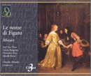 Mozart : Le nozze di Figaro. Van Dam, Berganza, Prey, Freni, , Abbado.