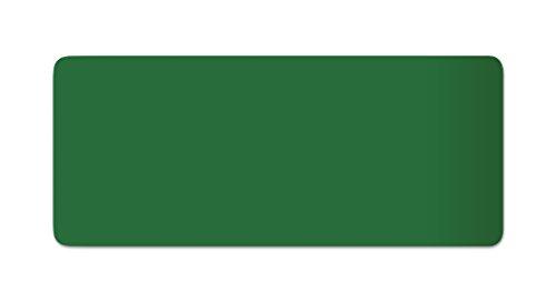 Planen Reparatur Pflaster in 20 Farben 50 cm x 21 cm SELBSTKLEBEND (RAL 6001 smaragdgrün)