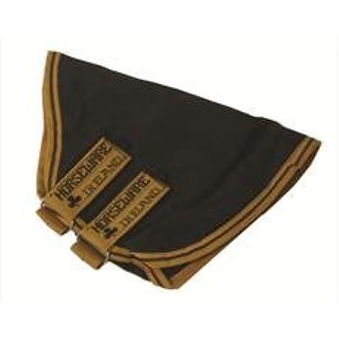 Horseware Rambo Supreme aspirante Lite 0g, Black with Gold, XL