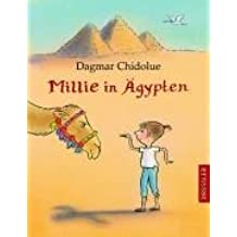 Millie in Ägypten