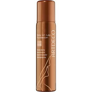Artdeco Tan femme/woman, Spray on Leg Foundation Nummer 3 Sand, 1er Pack (1 x 100 ml)