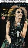 Preisvergleich Produktbild Alice Cooper - Welcome to My Nightmare [VHS]