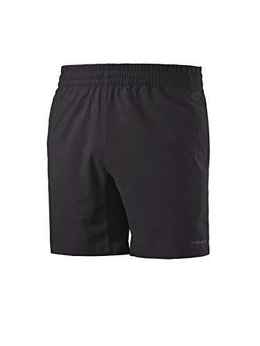 HEAD Herren Club Shorts schwarz, S
