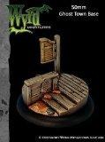 Preisvergleich Produktbild Wyrd Miniatures 50mm Ghost Town Bases Model Kit
