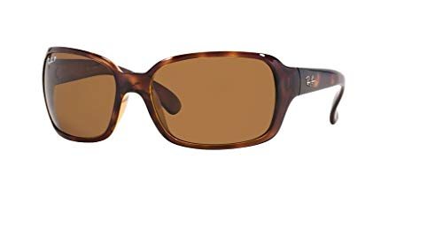 Ray-Ban RB4068 642/57 60M Havana/Brown Crystal Polarized Sunglasses