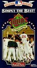 Simply The Best! Minnesota Twins 1991 World Champions Highlight Video [VHS] -