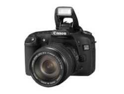 Canon EOS 30D SLR-Digitalkamera (8 Megapixel) Kit inkl. EF-S 17-85mm IS USM