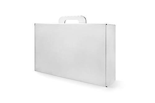 valise carton ondulé in 3 Größen - Größe S