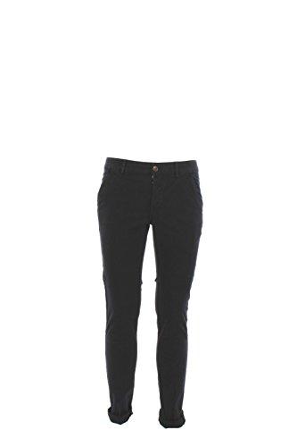 Pantalone Uomo Camouflage 36 Blu Chinos Rey 17 Brq Autunno Inverno 2016/17