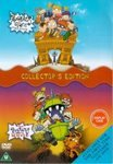 The Rugrats Movie & Rugrats in Paris the Movie (Nickelodeon Double Feature) (Rugrats In Paris)