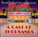 Songtexte von Boys Town Gang - A Cast of Thousands