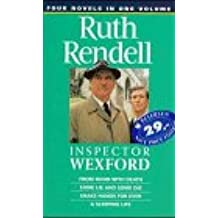 """Ruth Rendell Omnibus: """"From Doom with Death"""", """"Some Lie and Some Die"""", """"Shake Hands for Ever"""""""