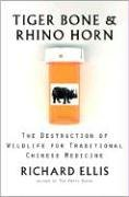 Tiger Bone and Rhino Horn: The Destruction of Wildlife for Traditional Chinese Medicine Phoenix Bone China