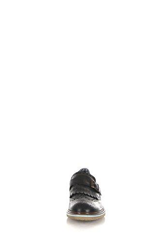 Scarpa Uomo Le Crown 44 Nero Lcai15m4mml03 Autunno Inverno 2015/16