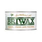 Briwax 400Grm Natural Coloured Wax Polish Rustic Pine