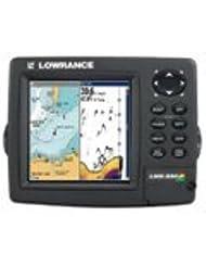 Echolot + GPS Kombigerät Lowrance LMS 332 C